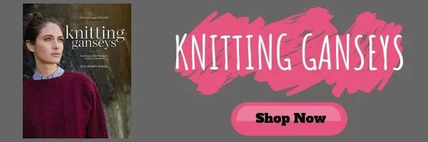 Buy Knitting Gansey by Beth Brown Reinsel