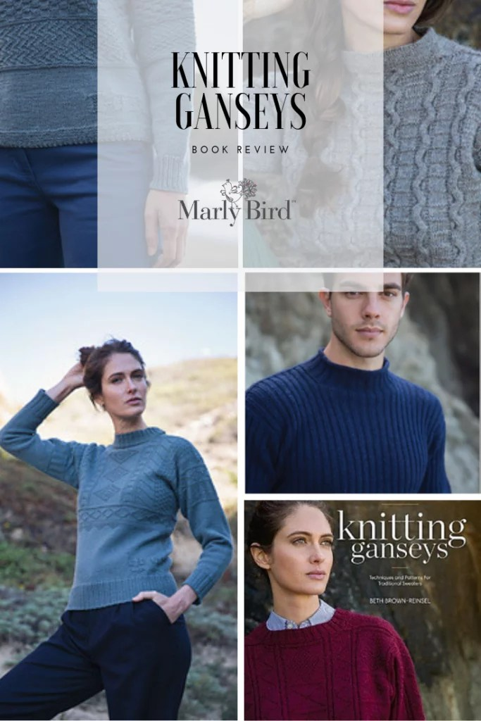 Book Review of Knitting Ganseys-Purchase your copy