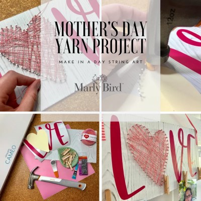 Mother's Day Yarn Project