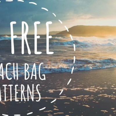 10 FREE Crochet Beach Bag Patterns