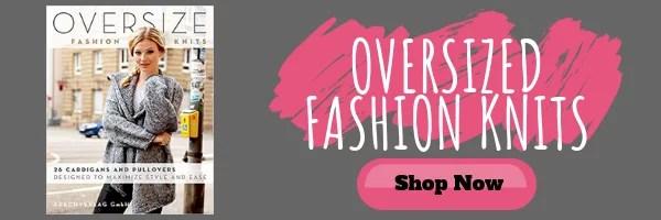 Purchase a copy of Oversized Fashion Knits