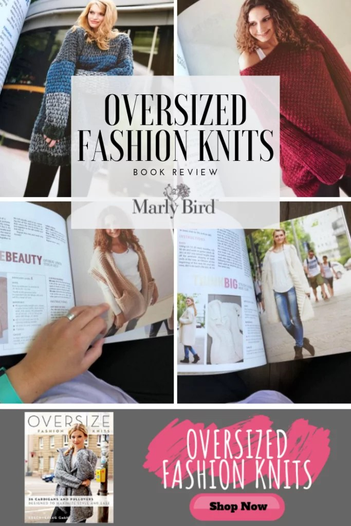 Oversized Fashion Knits Book Review-Purchase your copy
