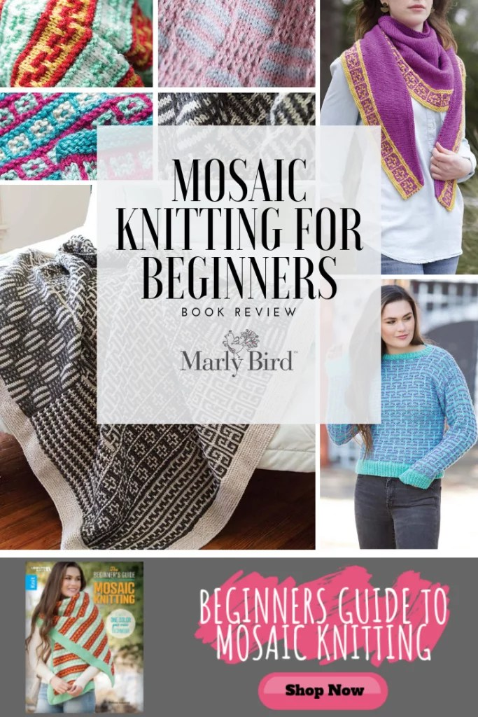The Beginners Guide to Mosaic Knitting by Melisas Leapman