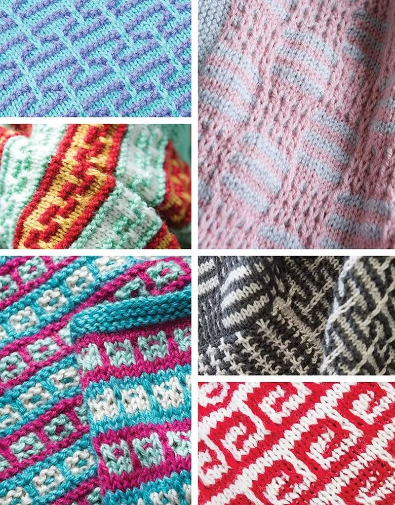 Mosaic Knitting for Beginners