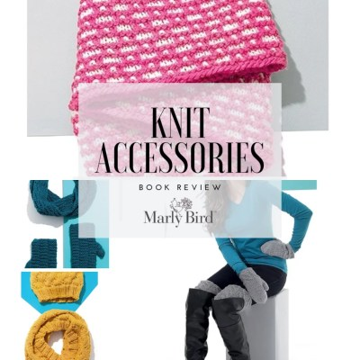 Knit Accessories Book Review
