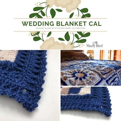 Wedding Blanket Finishing and Border