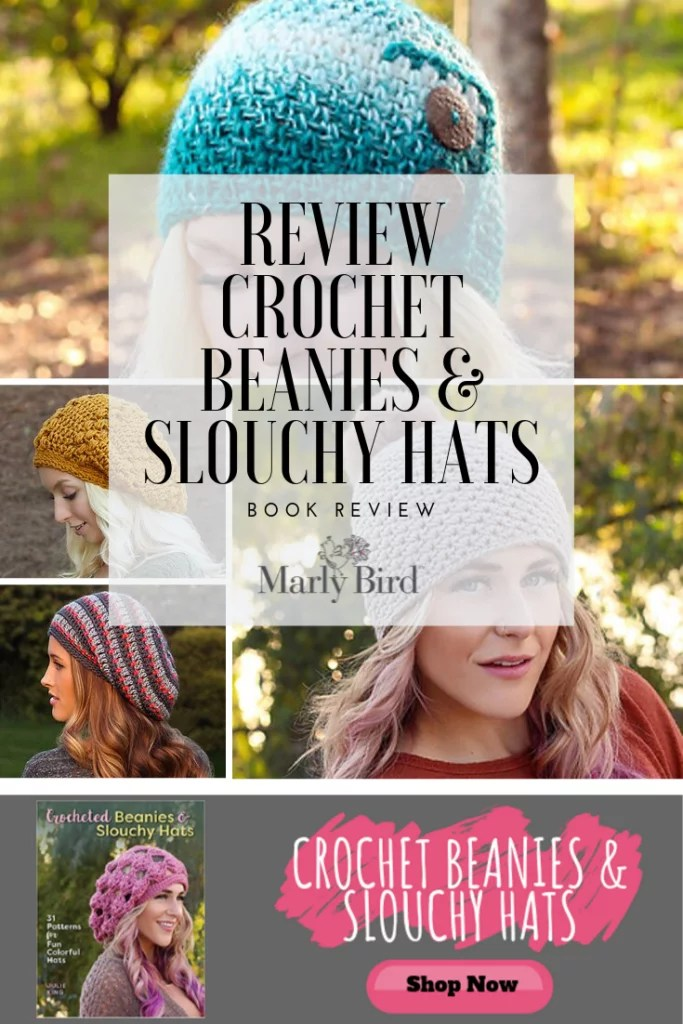 Purchase your own copy of Crochet Beanies & Slouchy Hats on Amazon