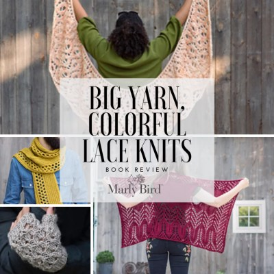 Lace Knitting with Bulky Yarn