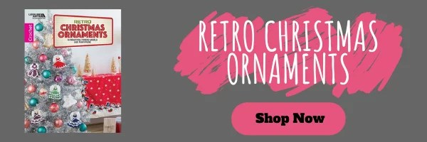 Purchase Retro Christmas Ornaments on Amazon