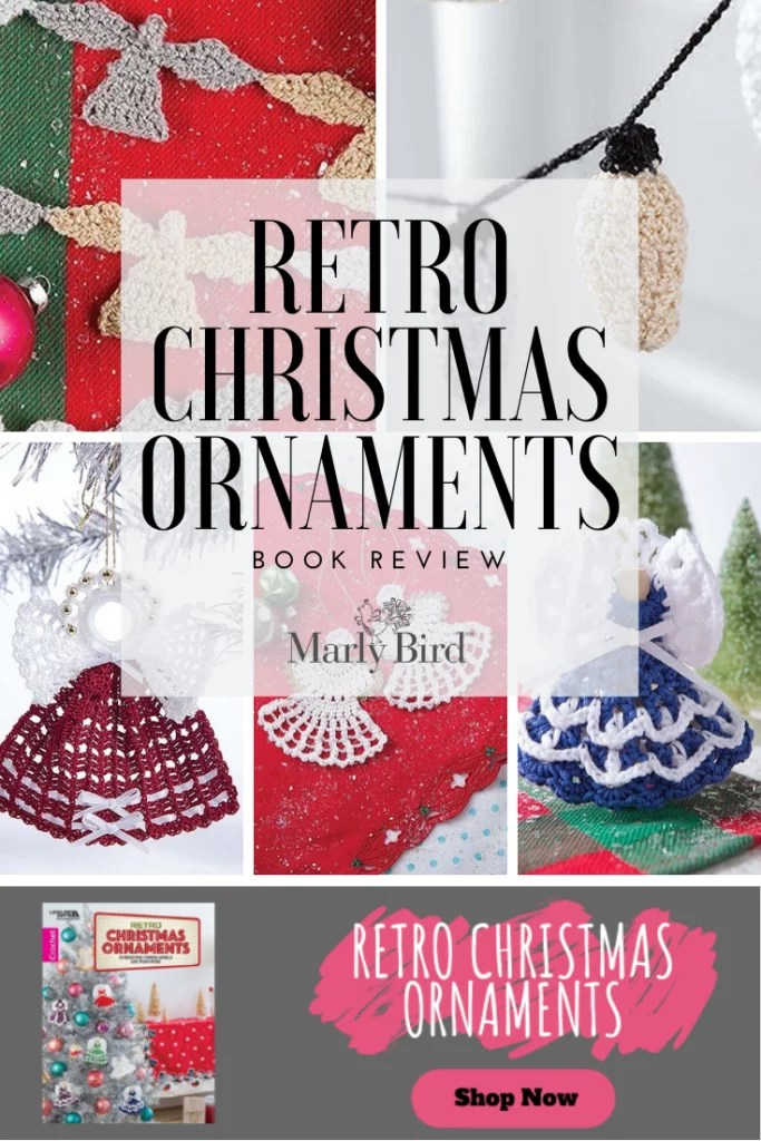 Purchase a copy of Retro Christmas Crochet