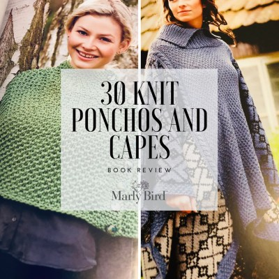 Knit Poncho | Easy to Wear Styles