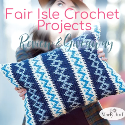 Crochet Fair Isle Projects