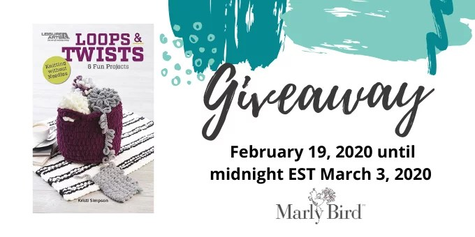 Enter the Loops & Twists giveaway