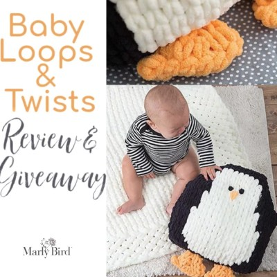 Loop Yarn Baby Projects