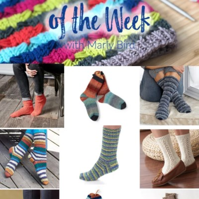 Knit Socks | 10 FREE Patterns