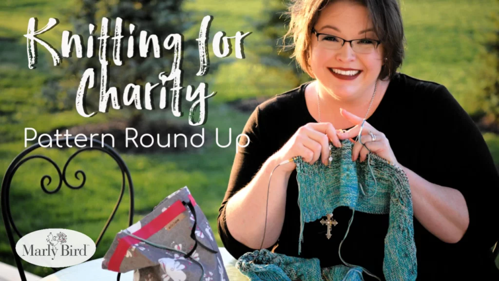 Knitting for Charity pattern ideas