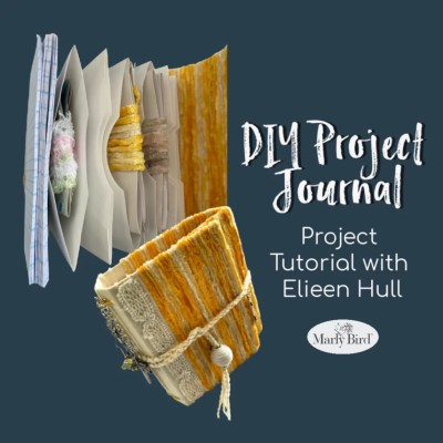 DIY Project Journal for Knitting and Crochet