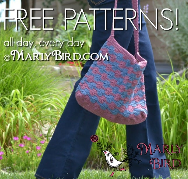 Free Pattern Friday with Marly Bird