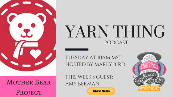 Yarn Thing Podcast Show Notes