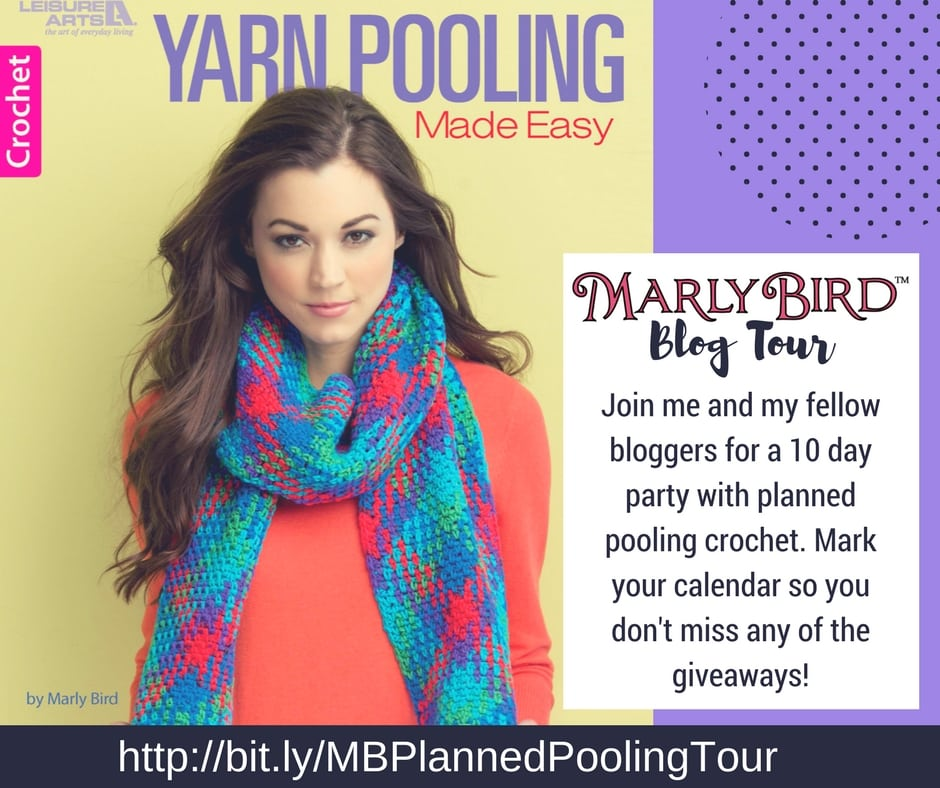 Yarn Pooling Made Easy by Marly Bird Blog Tour