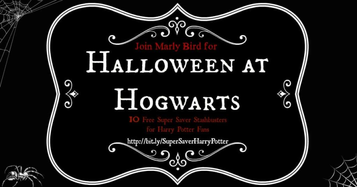 Halloween at Hogwarts-10 Super Saver Stash Busters for Harry Potter Fans