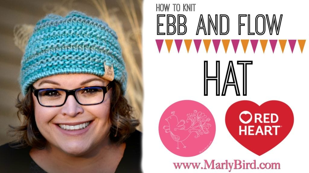 Ebb and Flow Hat by Marly Bird