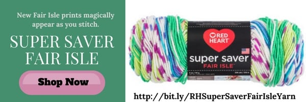 Super Saver Fair Isle