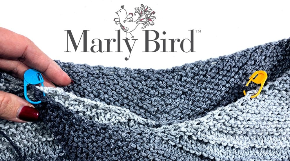 6pm Knit Clue Game Day Mystery Make Along Marly Bird