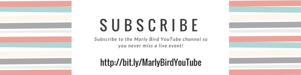 Subscribe to Marly Bird on YouTube