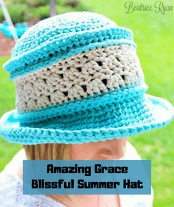 Amazing Grace Blissful Summer Hat
