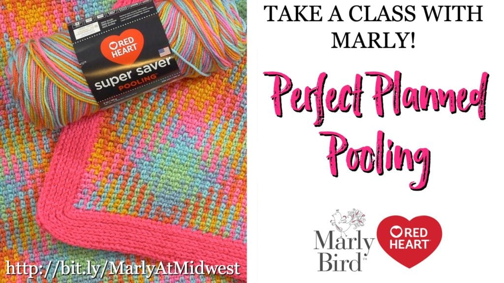 Perfect Planned Pooling Lessons with Marly Bird on YouTube