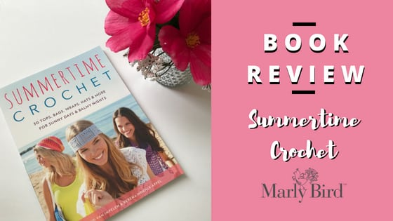 Book Review and Giveaway-Summertime Crochet