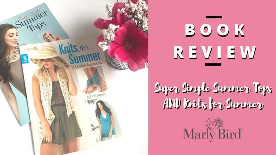 Book Review-Super Simple Summer Tops and Knits for Summer