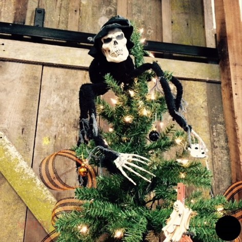 Halloween Tree - Monster