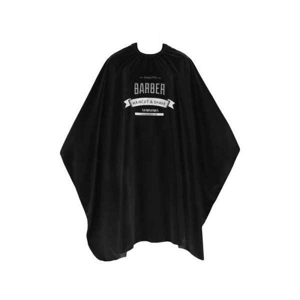 Marmara Barber Cape Black