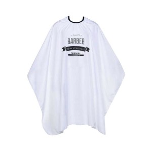 Marmara Barber Cape White