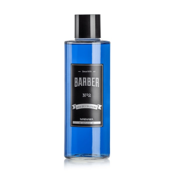 Marmara Exclusive Barber No.2 After Shave Lotion Eau De Cologne 500ml (Pro Size)