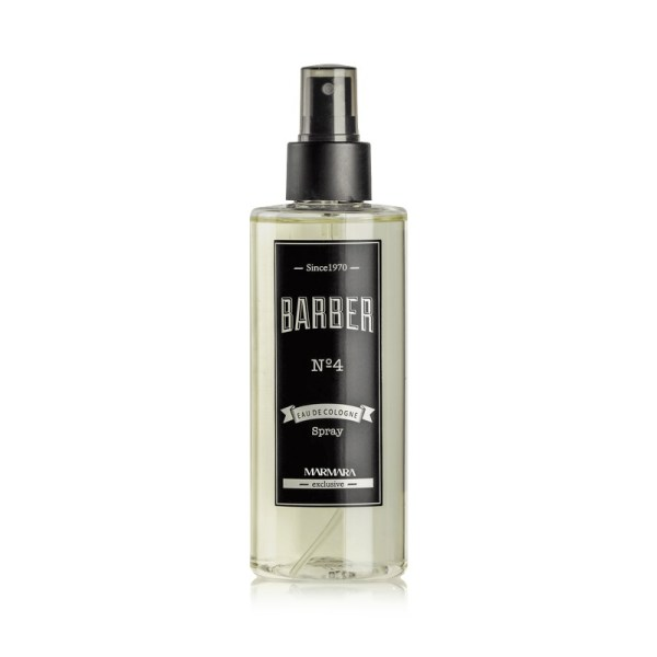 Marmara Exclusive Barber No.4 After Shave Lotion Eau De Cologne 250ml
