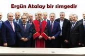 Ergün Atalay'a Fahri Doktora Unvanı verilecek