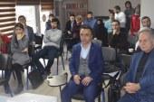 Mustafa İsen Adapazarı Gençlik Merkezini Ziyaret Etti