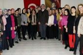 "HEM Usta Öğreticilere ""Renk ve Kompozisyon"" semineri verildi"