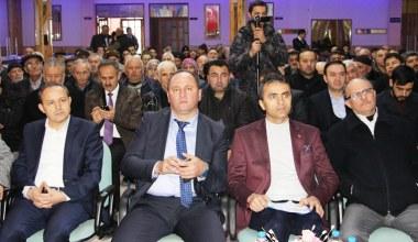 Bolu AK Parti Mudurnu'da toplandı