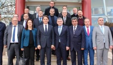 Tekirdağ TSO'da 'Milli Seferberlik Toplantısı' yapıldı