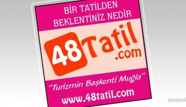 Muğla'nın Turizm tanıtım sitesi 48 Tatil.com başlıyor