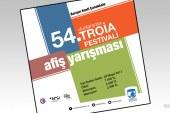 54. Uluslararası Troia Festivali Afiş Yarışması İçin Başvurular Başladı
