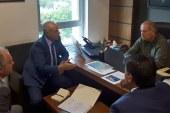 Balıkçı Barınağı Projesi için çözüm adımı, Milletvekili İsen'den geldi