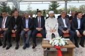Kocaeli Dini Yüksek İhtisas Merkezi'nin Temeli Atıldı
