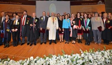 İstanbul Üniversitesi 2017-2018 Akademik Eğitim Yılı açıldı