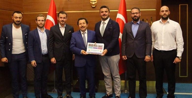 'Türk insanı girişimci ruha sahiptir'
