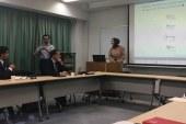 SAÜ İlahiyat Fakültesi Araştırma Görevlisi Japonya'da Tebliğ Sundu